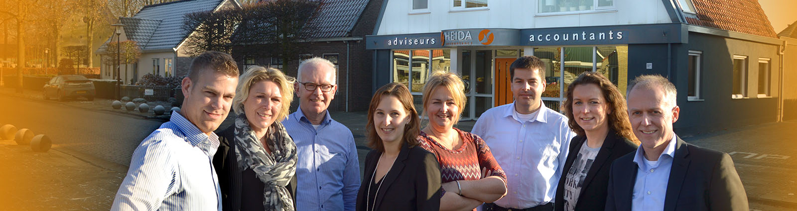 Personeel Heida Accountancy