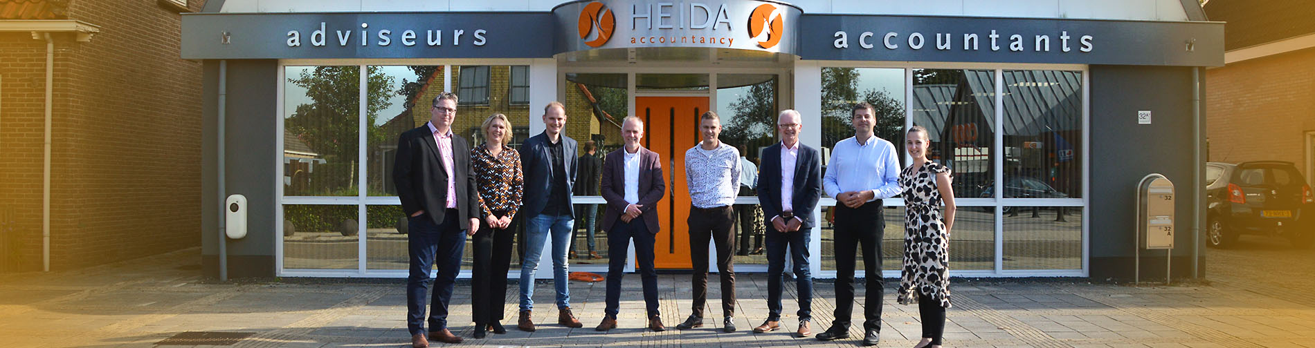 Personeel Heida Accountancy